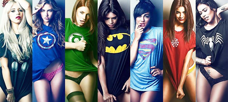 Trova i tuoi superpoteri per sedurre le donne