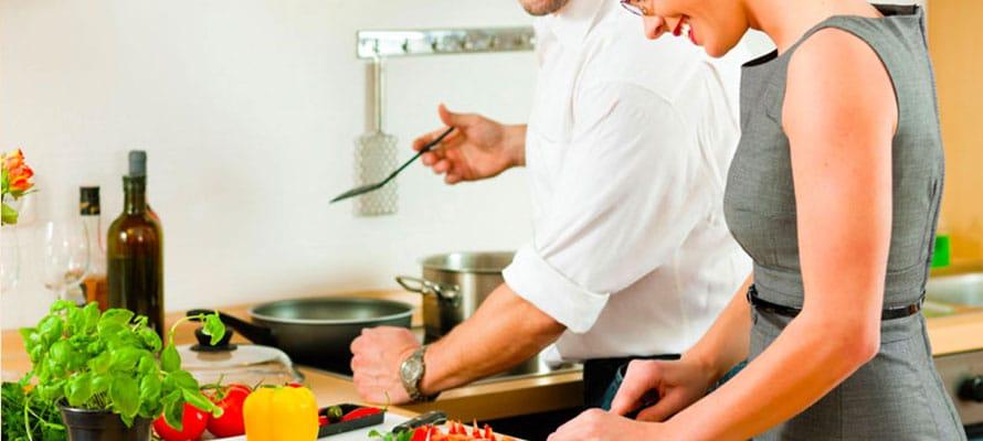 cucina per far colpo sulle donne