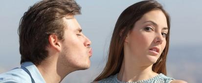 sedurre una donna non significa dare un bacio