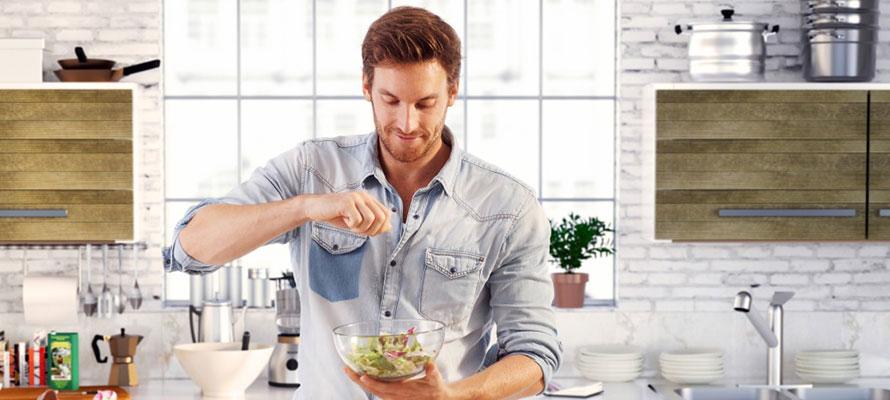 L'uomo in cucina fa Impazzire la Donna e ti rende Sexy