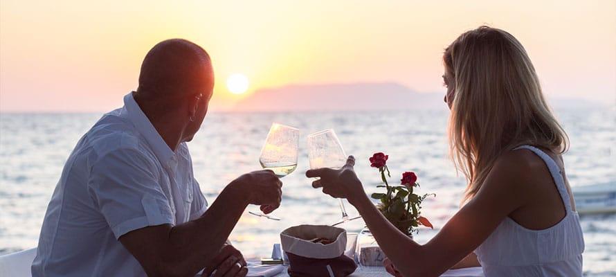 Come essere romantico con una donna per conquistare