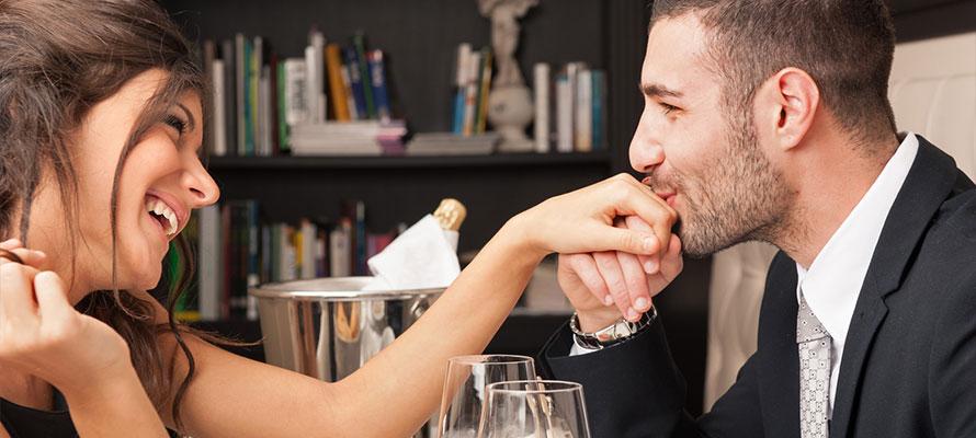 essere romantico per conquistare una donna