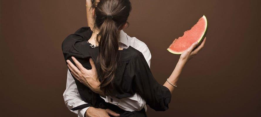 Afrodisiaco per Donne il cibo