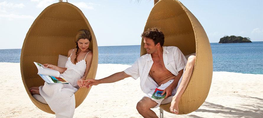 Trovare amore in Vacanza
