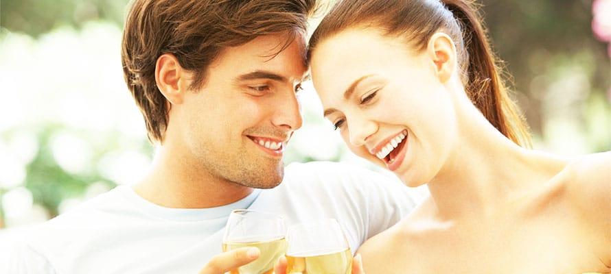 utilizzare al meglio il contatto fisico per sedurre una donna