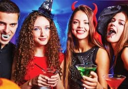 Come Conoscere una Ragazza ad Halloween?