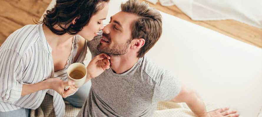 Come usare il dirty talk con una ragazza