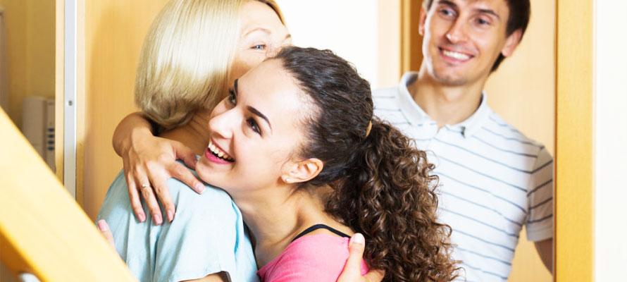 Come presentare la propria ragazza ai genitori