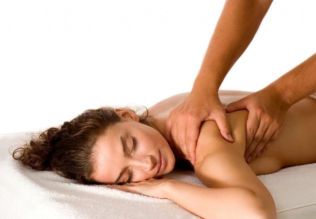 Iniziamo il massaggio erotico